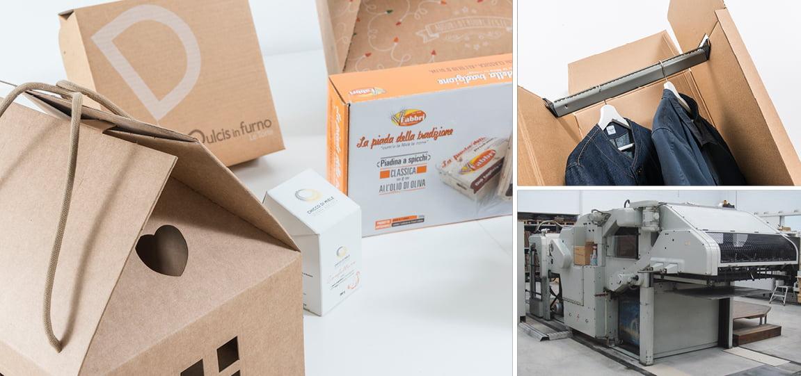 Stilef produce espositori per negozi in cartone di ottima qualità