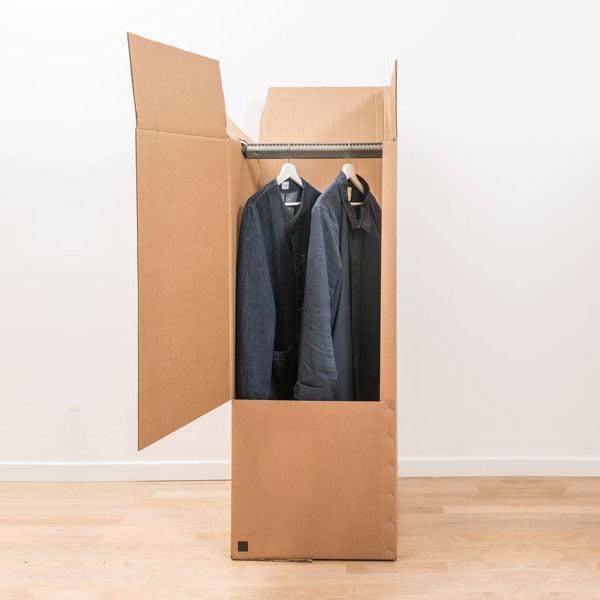 Scatole porta abiti