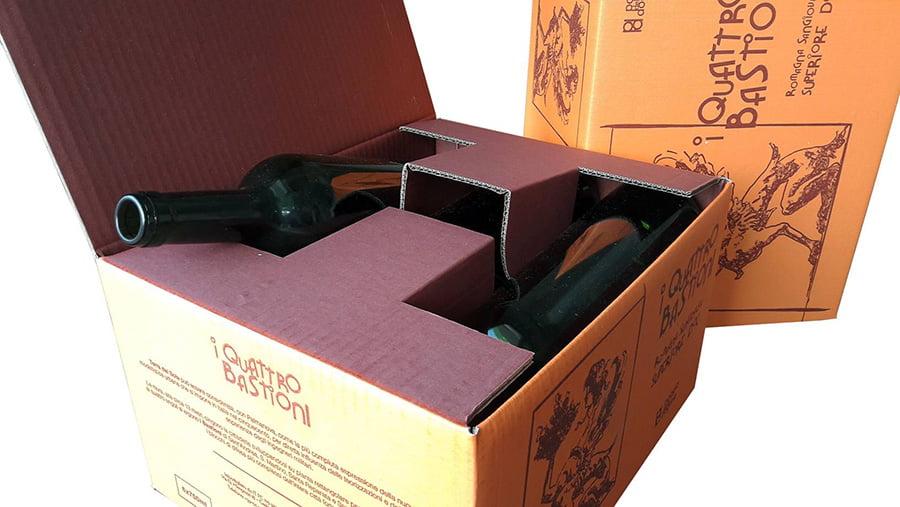 imballaggio per spedizioni Tavullia