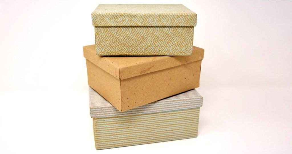 Stilef è produttrice di scatole a fondo coperchio per ogni vostra necessità
