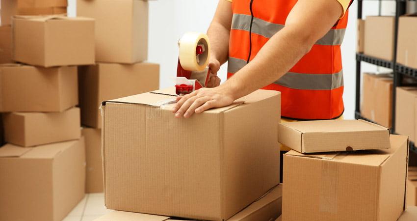 imballaggio primario, secondario e terziario