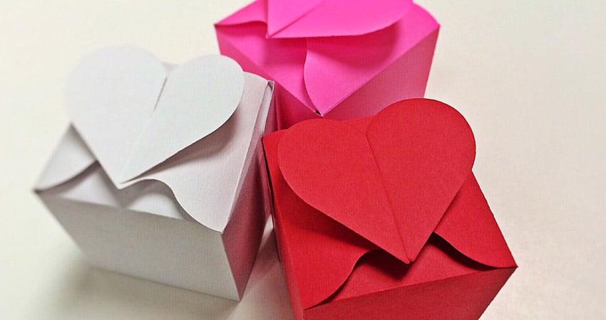 scatole per san valentino personalizzate in base alle richieste