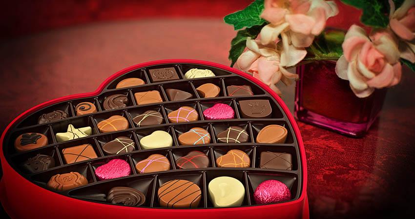 Scatole per cioccolatini Stilef