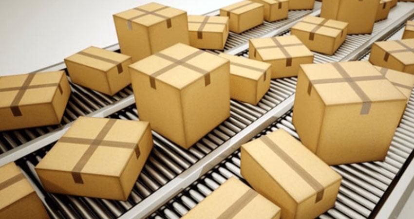 imballaggi in cartone ondulato, i vantaggi rispetto alla plastica