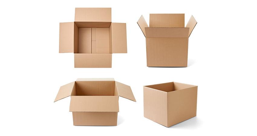 produzione di scatole americane di qualità