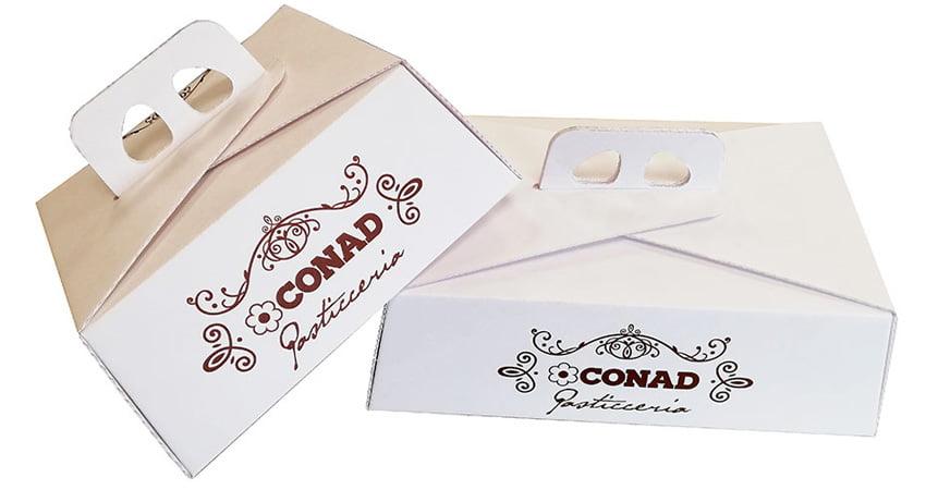 scatole bauletti in cartone