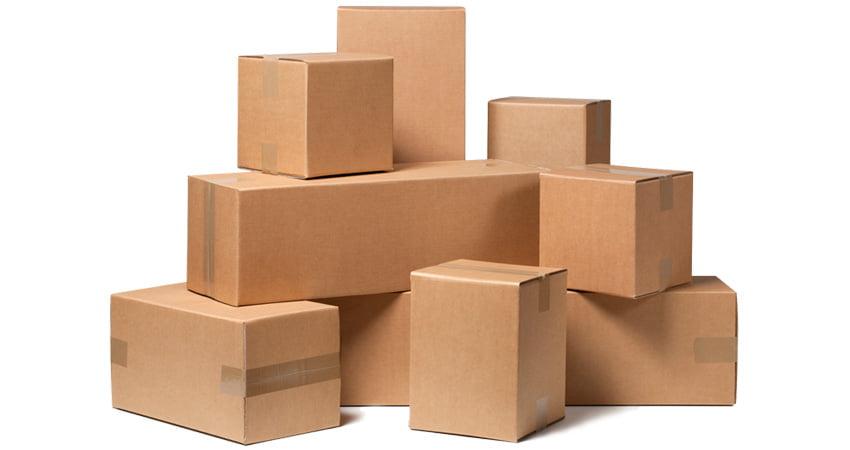 scatoloni in cartone ondulato da Stilef di Romagna