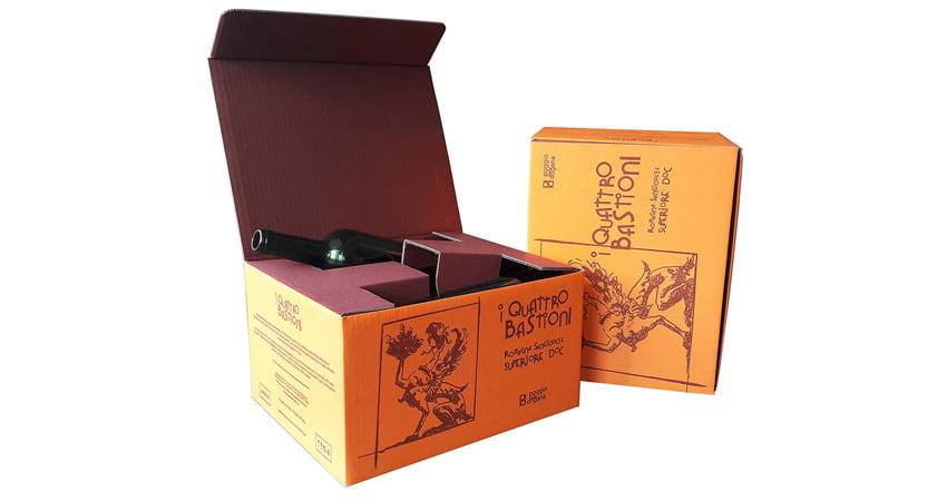 materiali per imballaggi, cartone e cartoncino - Pesaro