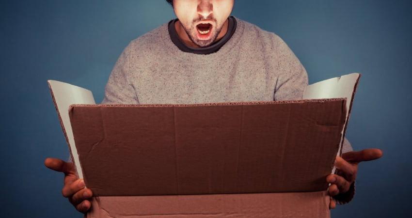 video di unboxing pesaro
