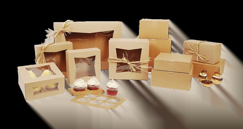 Imballaggi per alimenti in cartone