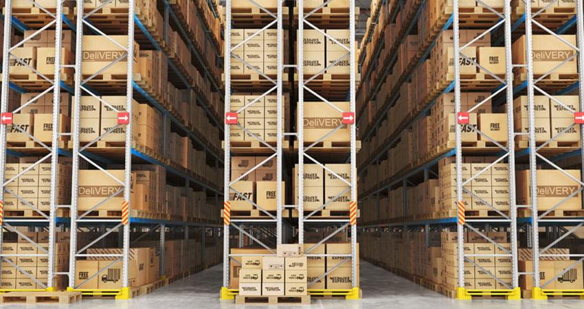 imballaggi industriali per proteggere il prodotto