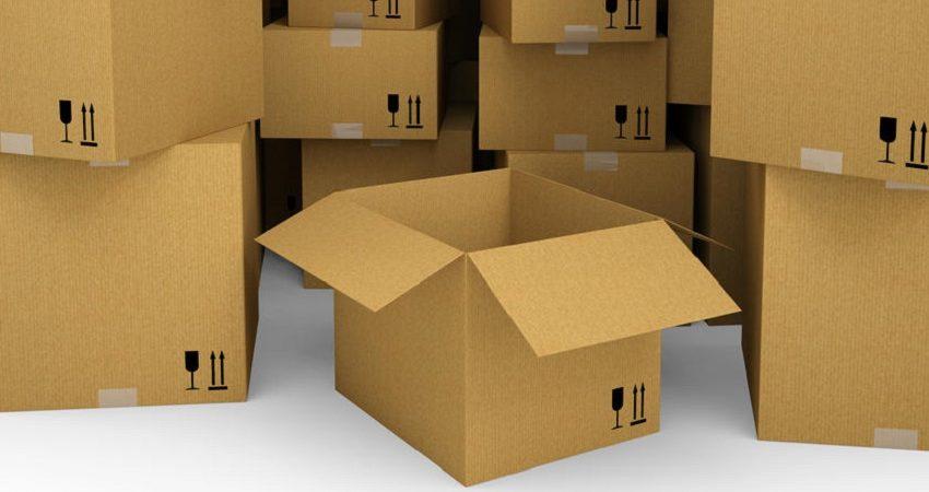 pacco personalizzato per spedizioni