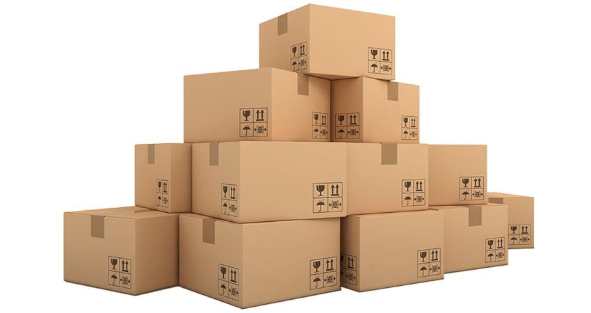 Quali sono le caratteristiche di una perfetta scatola di cartone per magazzino?