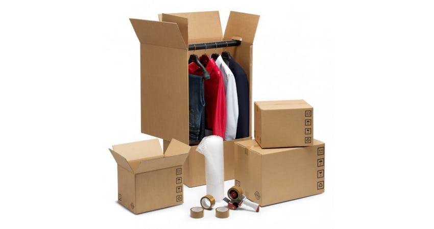 scatole per abiti milano