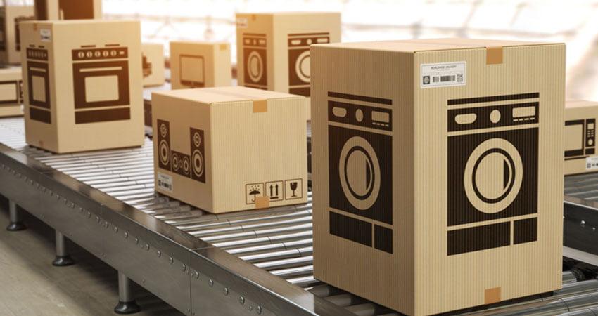 Scatole per elettrodomestici