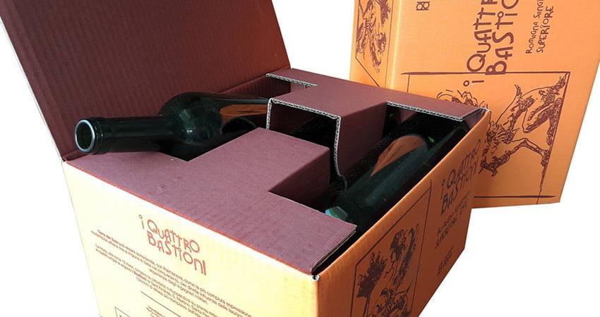 scatole personalizzate - Milano