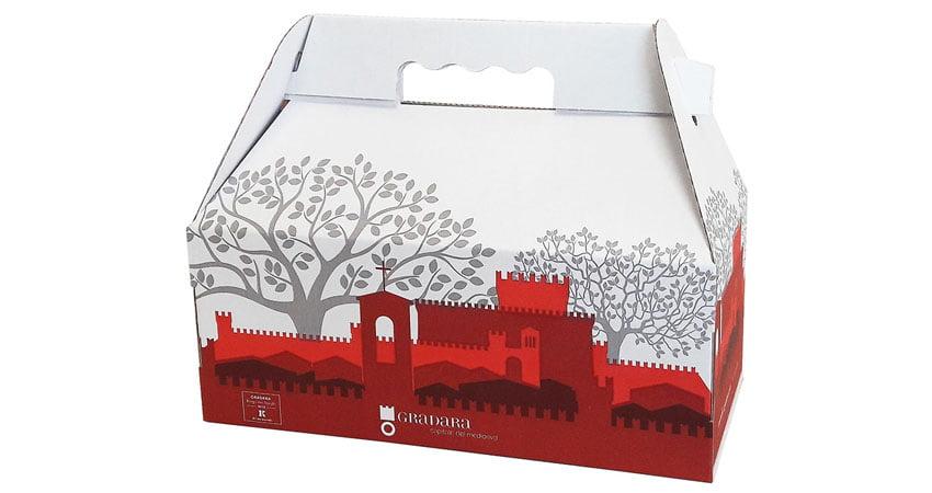 Imballaggi per alimenti, meglio se in cartone ondulato