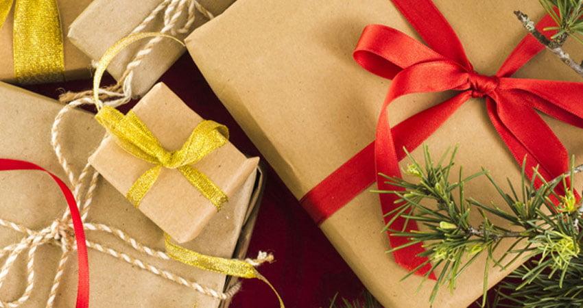 Scatole di natale, fatevi trovare pronti per le festività