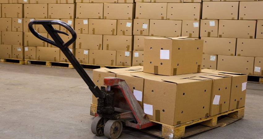 Imballaggi per la logistica aziendale