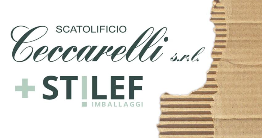 Stilef e Scatolificio Ceccarelli si uniscono